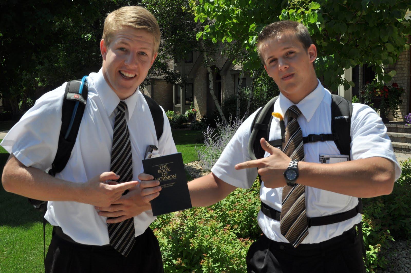 Mormonen Religion